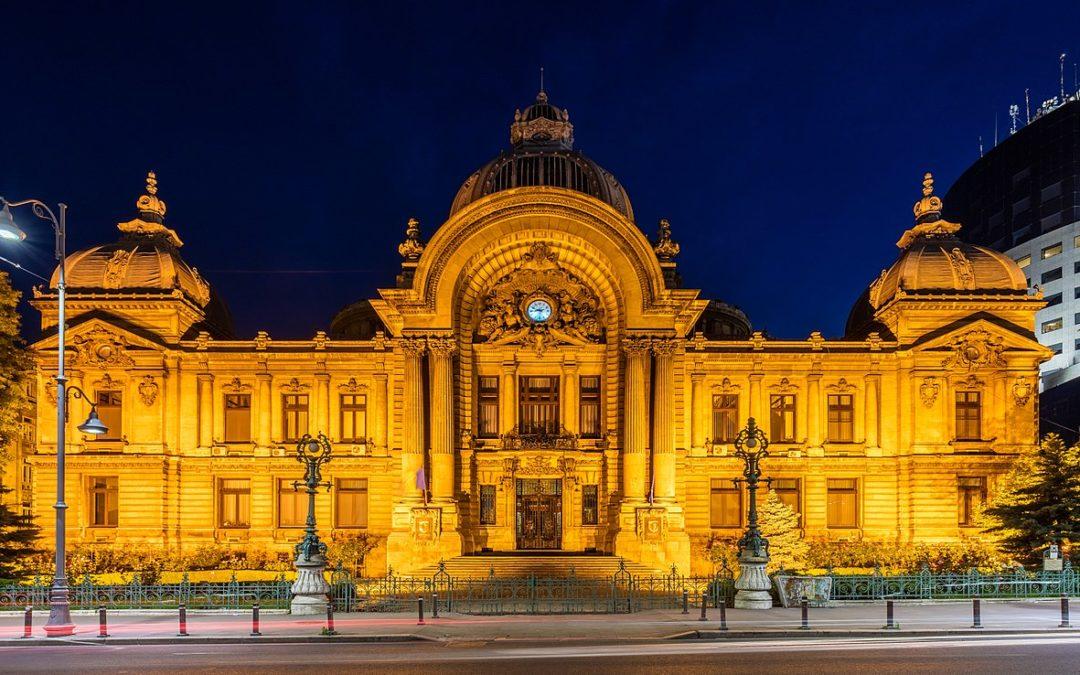 Avete mai pensato a Bucarest?