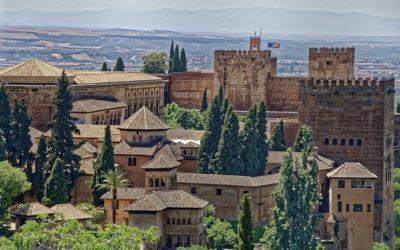 A Granada esiste un palazzo da mille e una notte