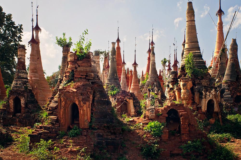Spettacolare Myanmar
