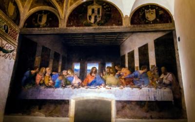 Le opere d'arte da vedere almeno una volta nella vita in Italia.