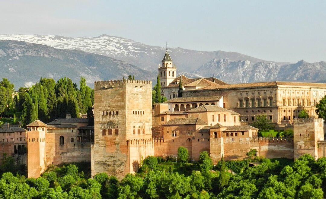Alhambra Granada. Che spettacolo!!