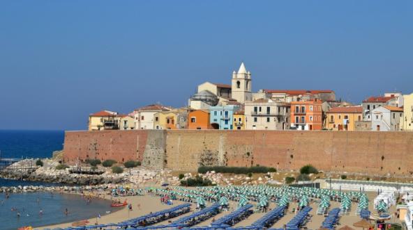Termoli, il borgo di mare del Molise.