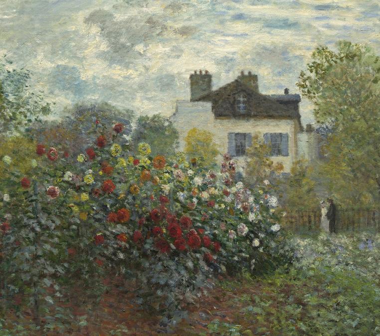 Natale con Monet, la mostra virtuale da vedere a casa.